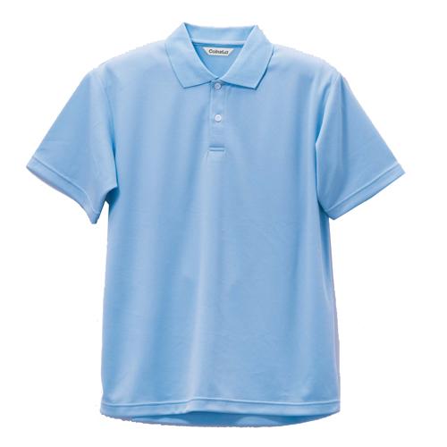 CL-222 半袖ポロシャツ (ポケット無し)