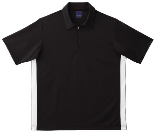 EG-210 半袖ジップシャツ