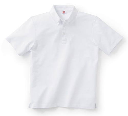 MS3109 ボタンダウンポロシャツ