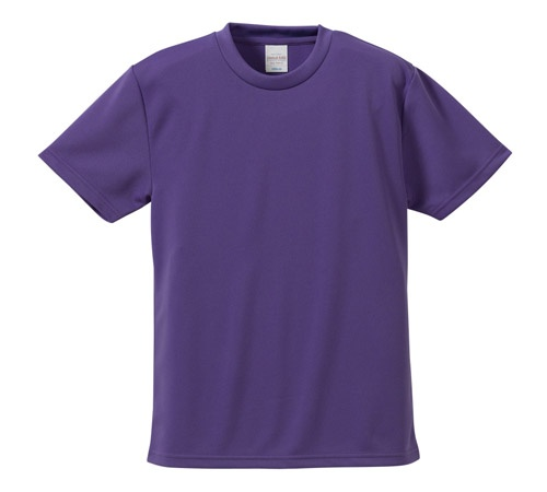 5900-02 4.1オンスドライTシャツ(キッズサイズ)